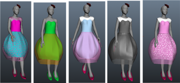 『ーIT技術でドレス制作―』