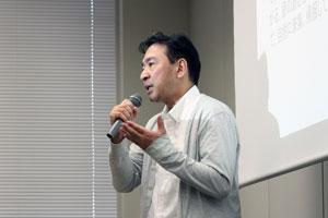 赤岡仁之教授