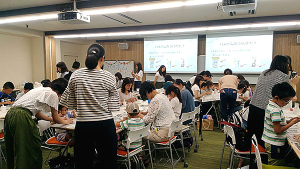 和泉ゼミ3年生が「朝小サマースクール」でWSを実施しました!