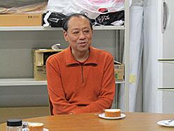 藤本先生からのご挨拶